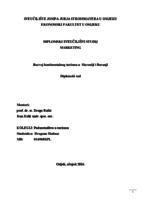 prikaz prve stranice dokumenta Razvoj kontinentalnog turizma u Slavoniji i Baranji